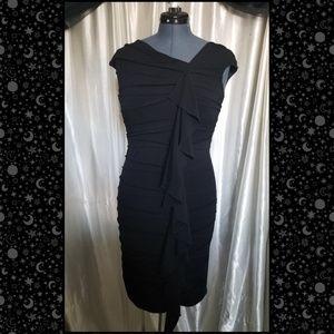Jax Black Dress